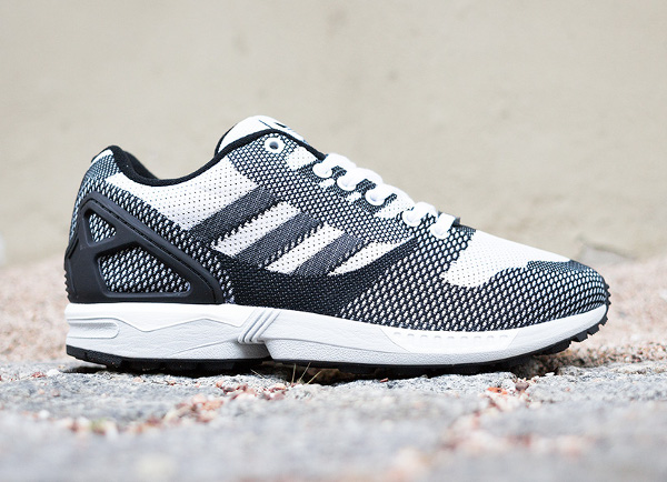 Adidas ZX Flux Black White (2)