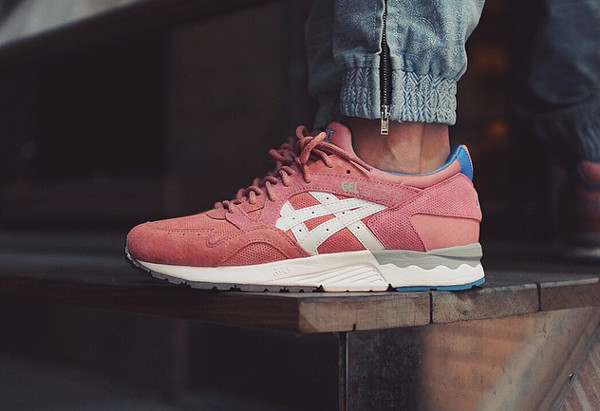 Asics Gel Lyte V x Ronnie Fieg 'Rose Gold' ...