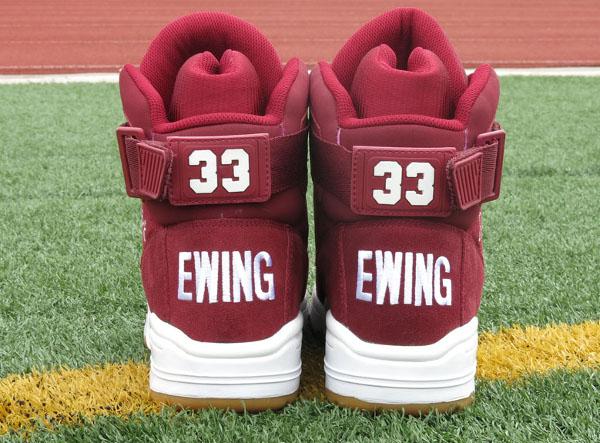 Ewing 33 Hi 'Burgundy Suede' (1)