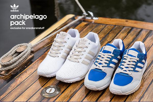 Le pack adidas Archipelago