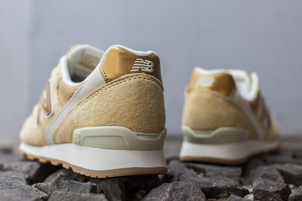 new balance beige gold 996