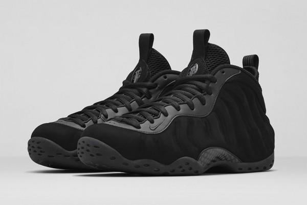 Nike Air Foamposite 'Triple Black' (3)