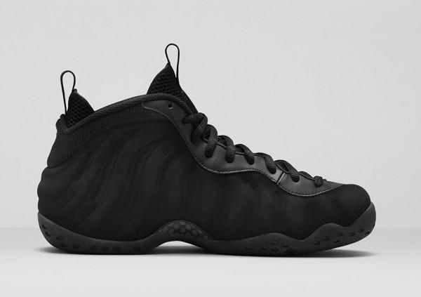 Nike Air Foamposite 'Triple Black' (5)