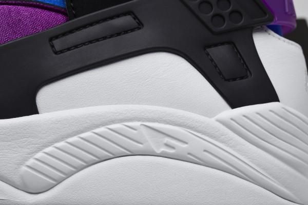 Nike Air Huarache Flight OG (WhiteBlueBerryBlack) (5)