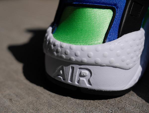 Nike Air Huarache 'Scream Green' 2014 (5)