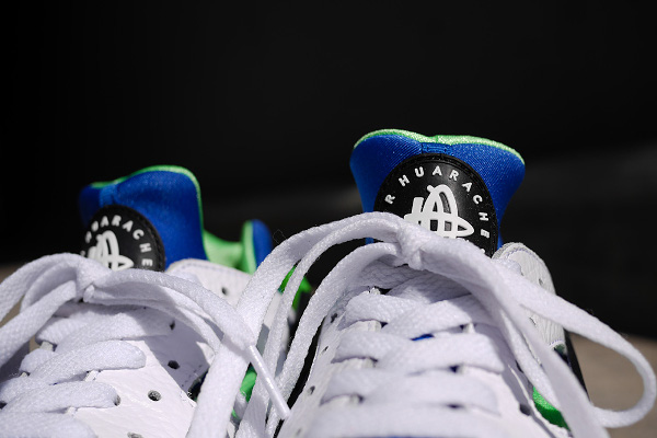 Nike Air Huarache 'Scream Green' 2014 (7)