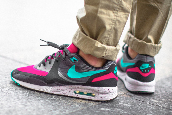 Nike Air Max Light WR Fuchsia (1)
