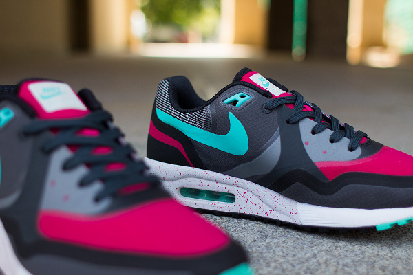 Nike Air Max Light WR Fuchsia (4)