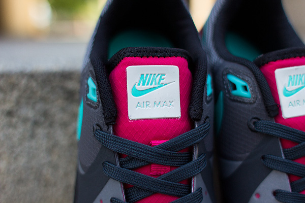 Nike Air Max Light WR Fuchsia (6)