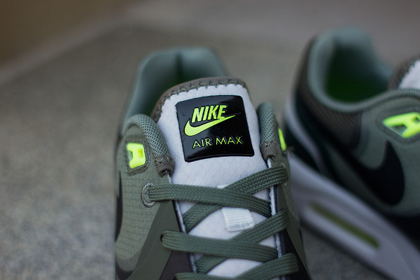 Nike Air Max Light WR Olive (3)