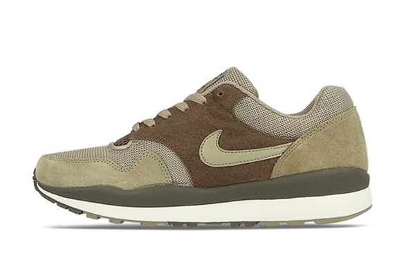 Nike Air Safari Olive Green Brown (2)
