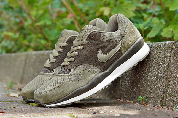Nike Air Safari Olive Green Brown (4)