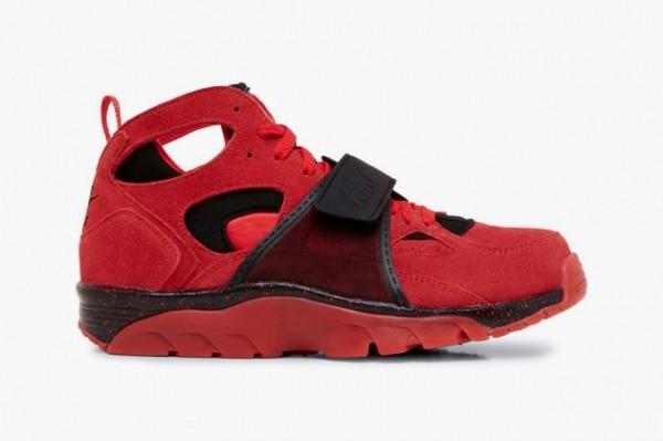 Nike Air Trainer Huarache PRM QS 'Challenge Red'