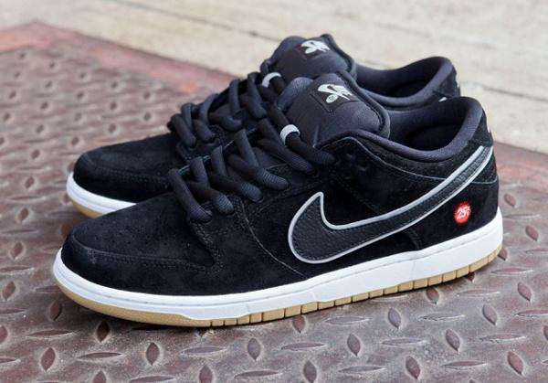 Nike Dunk Low SB 'Quatersnacks'
