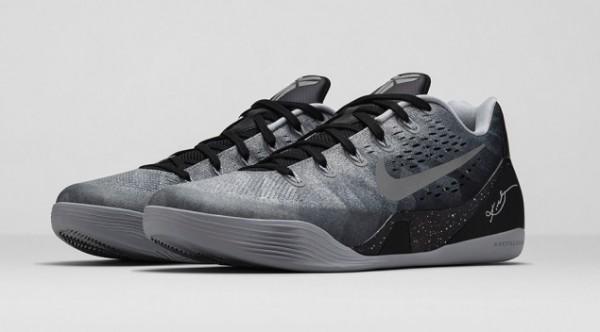 Nike Kobe 9 EM 'Metallic Silver'