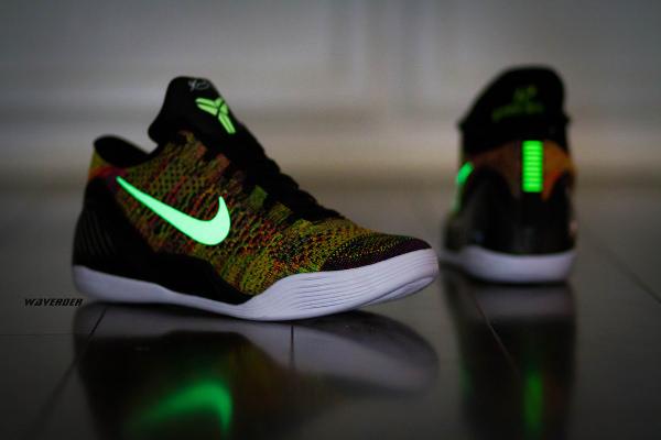 Nike Kobe 9 Elite Low 'Multicolor' (2)