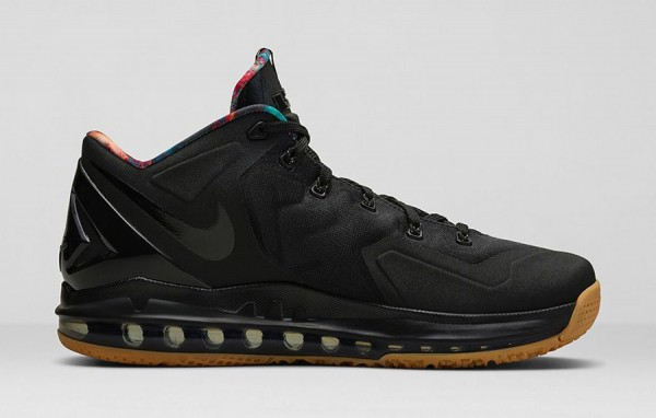 Nike Lebron 11 Low Max Black Gum (4)
