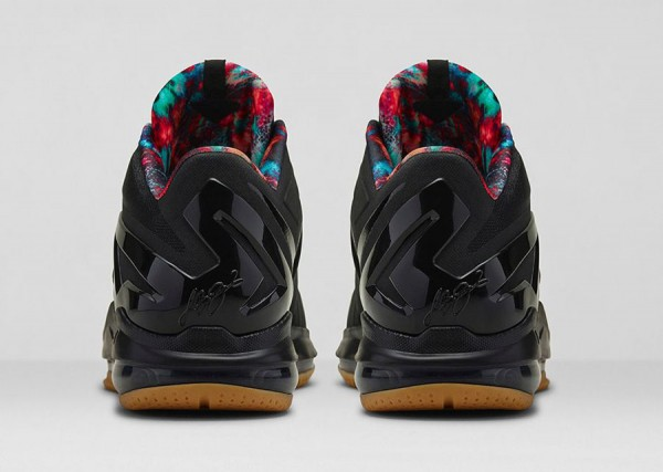 Nike Lebron 11 Low Max Black Gum (5)