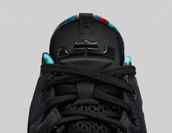 Nike Lebron 11 Low Max Black Gum (6)
