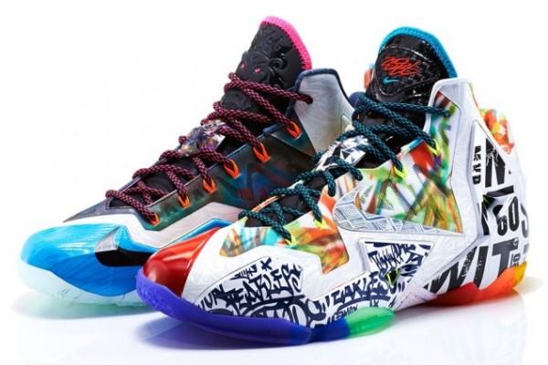 Nike Lebron 11 'What The Lebron'