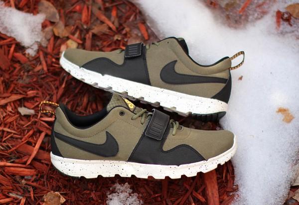 Nike SB Trainerendor ACG Olive