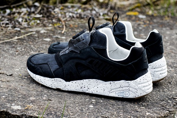 Puma Disc N Calm Black Black photo (1)