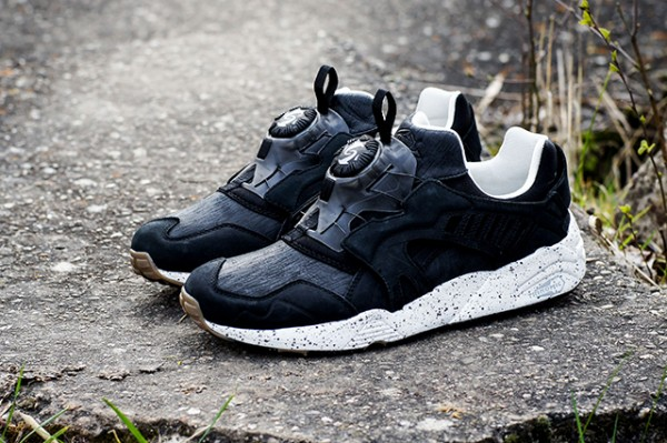 Puma Disc N Calm Black Black photo (3)