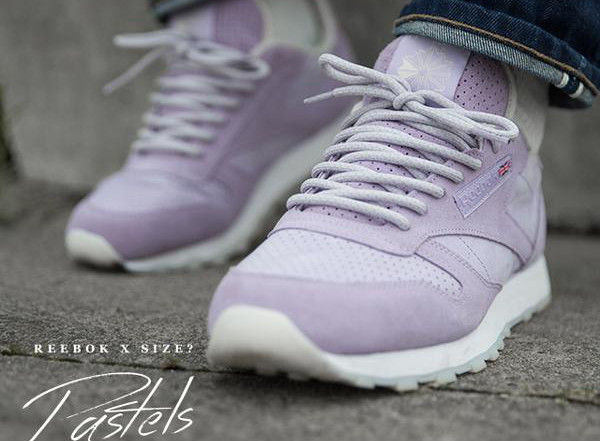 Reebok Classic 'Pastels Purple Oasis' 3