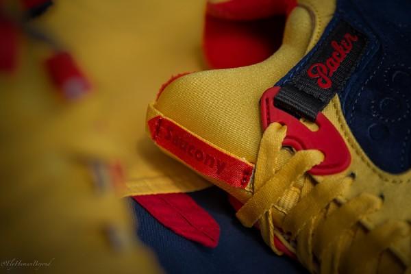 Saucony Grid 9000 x Packer Shoes 'Snow Beach' (11)