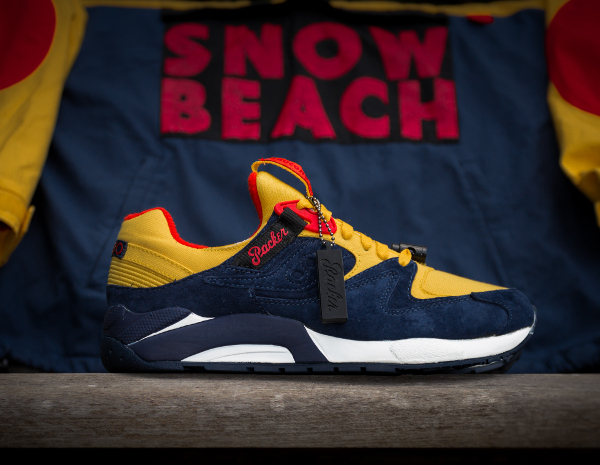 Saucony Grid 9000 x Packer Shoes 'Snow Beach' (17)