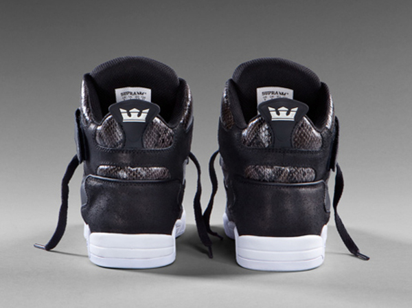 Supra 'Yeezy' Bleeker All Black (1)