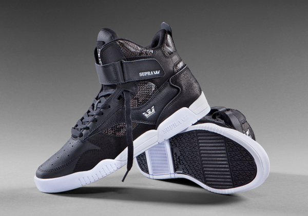 Supra 'Yeezy' Bleeker All Black (3)