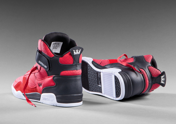 Supra 'Yeezy' Bleeker All Red (1)
