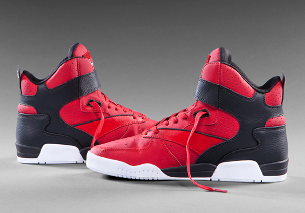 Supra 'Yeezy' Bleeker All Red (3)