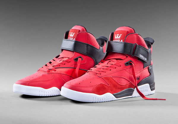 Supra 'Yeezy' Bleeker All Red (4)