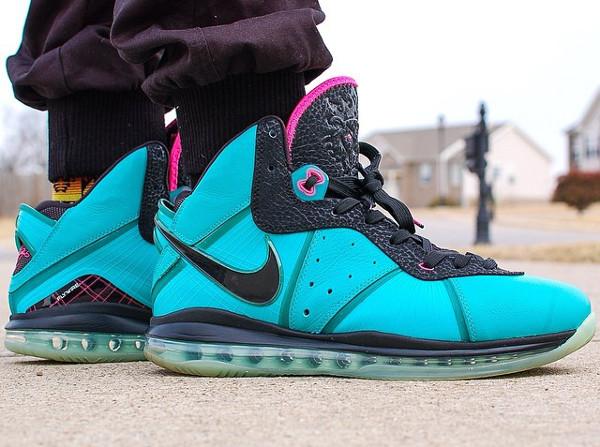2-Nike Lebron 8 South Beach - Therealsneakerheadfrat-1