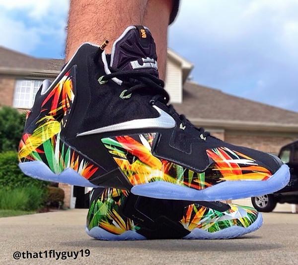 24-Nike Lebron 11 Everglades - That1flyguy19
