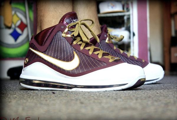 28-Nike Lebron 7 CTK - Mohammad