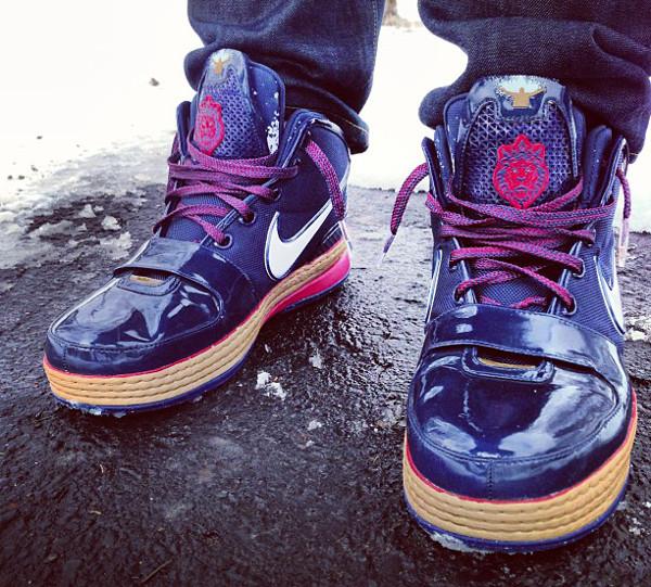 29-Nike Lebron 6 Chalk - Getbuckets