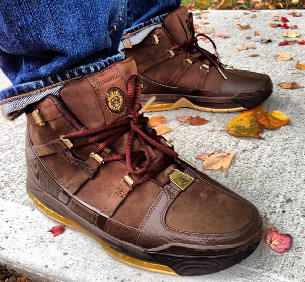 36-Nike Lebron 3 Baroque Brown - Mrjumpman23