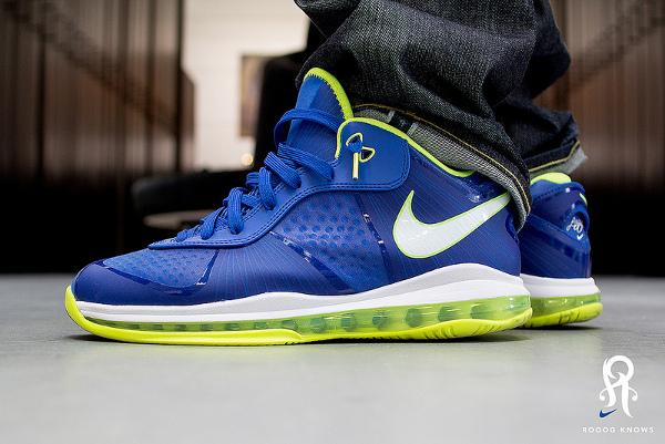 4-Nike Lebron 8 Low Sprite - Rooog Knows