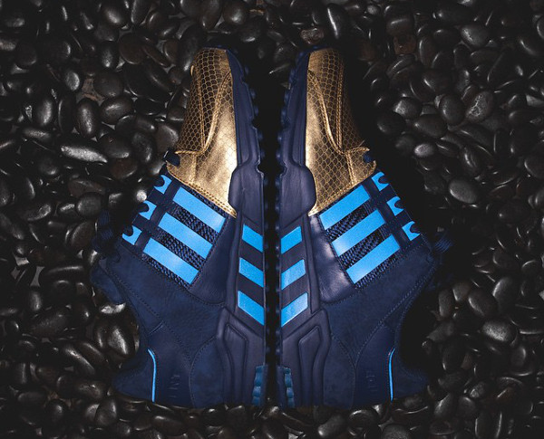 Adidas EQT Support x Ronnie Fieg 'NYC's Bravest'