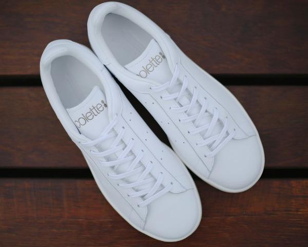 Adidas Stan Smith Premium x Colette All White (4)
