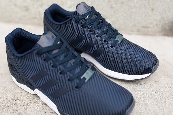 Adidas ZX Flux Ballistic Nylon dark blue onix (1)