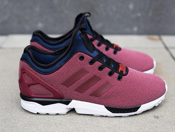 Adidas ZX Flux NPS Bordeaux (2)