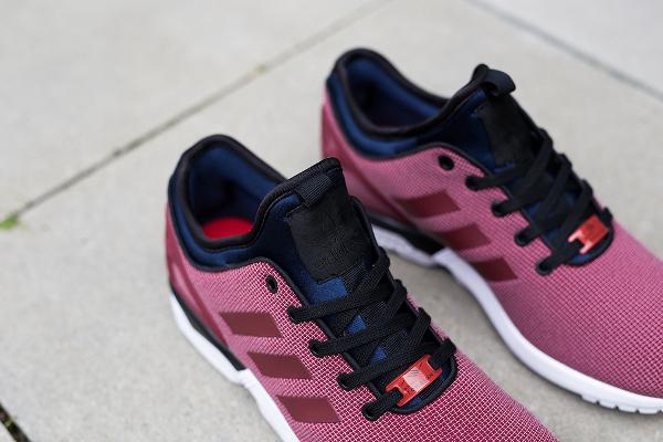 adidas zx flux nps bordeaux