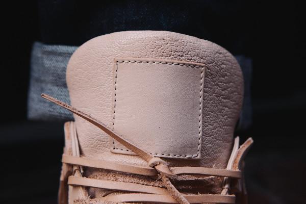Air Jordan 4 Hender Scheme aux pieds (5)