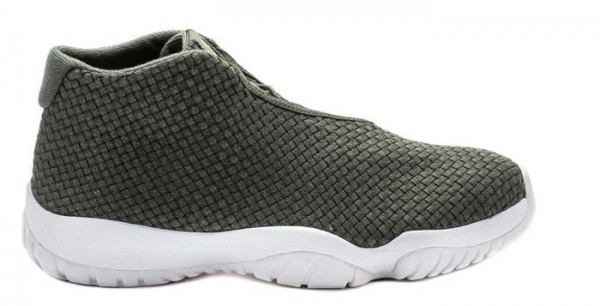 Air Jordan Future Iron Green & White