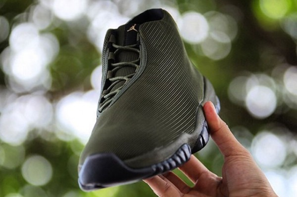 Air Jordan Future Olive Tiger Camo  (3)