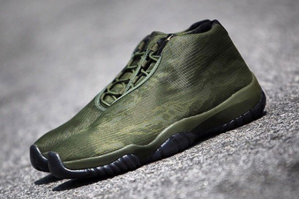 Air Jordan Future Olive Tiger Camo  (4)